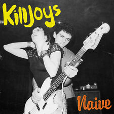 The Killjoys - Naive LP *PUNK*  Kevin Rowland/Dexys