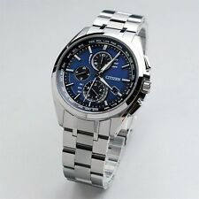 NEW Citizen ATTESA Eco-Drive Men's Watch  AT8040-57L F/S JAPAN Best Gift