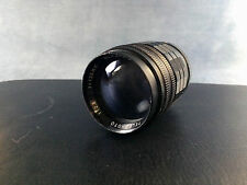 OPTOMAX Telephoto 1:2.8 135mm Camera Lens M42 Screw DSLR SLR