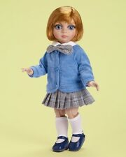"Effanbee Tonner New! Patsy's FIRST DAY at SCHOOL 10"" Dressed Doll - NRFB"