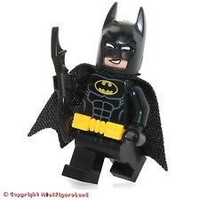 The LEGO Batman Movie MiniFigure - Batman w/ Utility Belt (Set 70909)