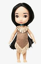 "DISNEY ANIMATOR'S COLLECTION 5"" MINI DOLL POCAHONTAS COLLECTIBLE TOY FIGURE NEW"