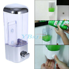 Bathroom Liquid Wall Mounted Soap Shower Shampoo Lotion Conditioner Dispenser