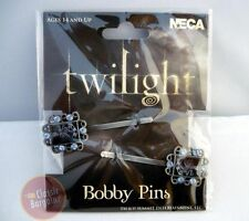 TWILIGHT =BOBBY PINS with Cullen Crest= hair clip =NEW