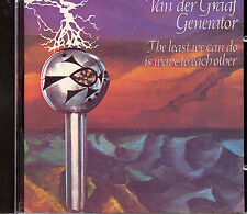 Van Der Graaf Generator - The Least We Can Do Is Wave to Each Other 1970