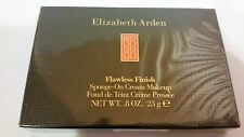 ELIZABETH ARDEN FLAWLESS FINISH SPONGE-ON CREAM MAKEUP - MOCHA II 41 NIB