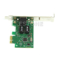 Gigabit Ethernet LAN PCI Express PCI-e Network Controller Card