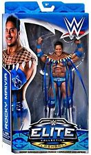 WWE The Rock Elite Flashback Rocky Maivia USA Exclusive Mattel Action Figure