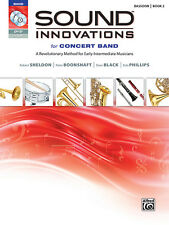 Sound Innovations book 2 BASSON