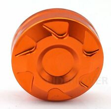 Rear Oil Fluid Brake Reservoir Cover Cap For KTM 690 DUKE/R SMC/R LC4