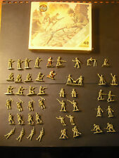 soldatini Toy Soldiers Airfix WW I American Infantry 1:72 H0/00 ref. S29