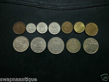 TURKEY~~ 12 Different Coins Lot ~~ Collectors Coins Lot