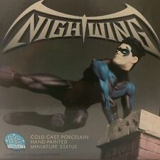 Nightwing - DC Direct Cold Cast Porcelain Hand-Painted Miniature Statue - Batman