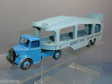 DINKY TOYS MODEL No.982 PULLMORE CAR TRANSPORTER   ( lot 6 )