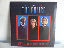 THE POLICE Don't stand so close to me 86 390133 7
