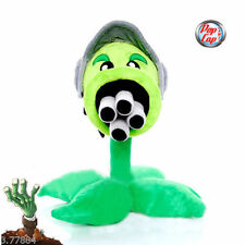 12inch Plants Vs Zombies Gatling Pea Peashooter Plush Stuffed Toy Dolls For