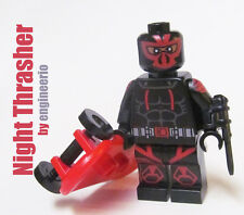 LEGO Custom - Night Thrasher - Marvel Superheroes iron man spiderman deadpool