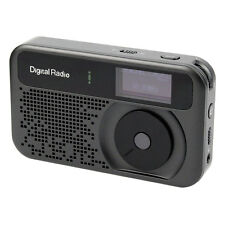 Portable Digital DAB+/FM Radio Stereo RDS Receiver MP3 Player w/ Record Function
