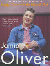 Happy Days with the Naked Chef, Oliver, Jamie, Cooking, Cookery Books