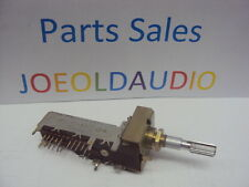 Kenwood KR-6050/6650 Function Select Switch. Tested Parting Out KR-6050