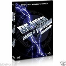 Back to the Future Trilogy [ DVD ] [Audio and Subtitles in English + Portuguese]