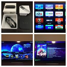 Jailbroken Apple TV 2 (2nd Generation) Kodi 1Channel Navi-X Phoenix Sports More