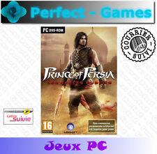 PRINCE OF PERSIA les sables oubliés PC DVD Games jeux PC neuf new sous blister