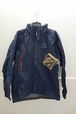 $625 NWT Arc'teryx Men's Theta AR Shell Jacket Parka Size Large Admiral