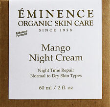 Eminence Mango Night Cream 2oz Fresh New