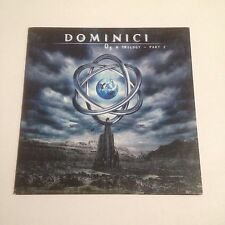 Dominici - O3 A Trilogy Part 2 CD pr0m0 Prog Rock  Dream Theater