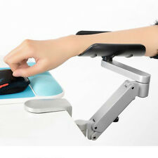Ergonomic Computer Table Arm Support Aluminum Alloy Adjustable Height