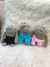 Hand knitted for pg tips monkey. (Trousers any colour)