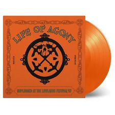 Life of Agony - Unplugged At The Lowlands Festival '97 (2LP, Orange Vinyl) NEU!