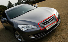 [Kspeed] Front Hood Grille kit Cover (Fits: Hyundai Genesis Coupe)
