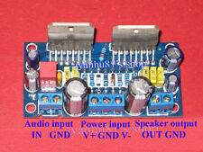 el TDA7293 Dual Parallel 170W BTL Mono Audio Power Amplifier AMP Board Assembled
