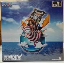 ONE PIECE DESKTOP REAL MCCOY 03 FIGURA FIGURE NEW NUEVA MEGAHOUSE