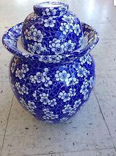 Stoneware Fermenting Pickling Kimchi Jar Crock Pot 4 Liter /1 Gal