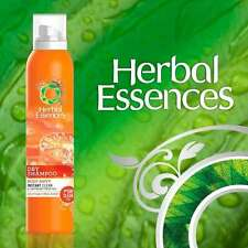 6 X Clairol Herbal Essences Dry Shampoo Uplifting VOLUME 180ml