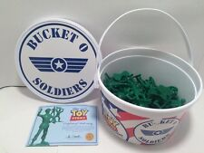 Toy Story Pixar Bucket 'O Toy Soldiers - 55 Soldiers