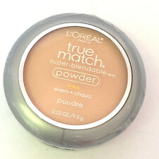 NEW - L'OREAL True match - Powder Makeup - # W3 Nude Beige