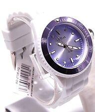 s.Oliver Damen-Mädchen Uhr mit Silikon Armband SO-2708-PQ UVP 39,95 €.