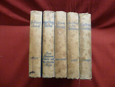 5 Vintage Daily Sketch Publications HB classic books