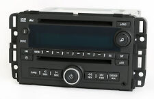 Chevy GMC Truck 2007-2008 Radio AM FM mp3 CD DVD Player Part Number 25840249 UVA