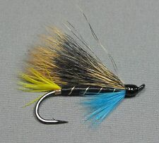 Hairy Mary Atlantic Salmon Flies - 6 Fly MULTI-PACK - Sizes 4, 6 and 8