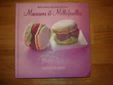 Macarons et millefeuilles . Arnoult et Du Tilly