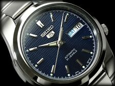 Seiko 5 Men's SNK603K1  Stainless Steel Automatic 21 Jewels Day Date Watch