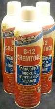 Berryman (0117C) B-12 Chemtool Carburetor & Throttle Body Cleaner - 3 Pack 16oz