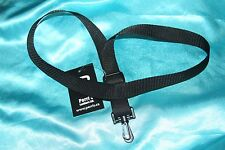 Perri's Polypropylene Sax Strap, Fits Most Soprano & Alto Saxes, Black, PLS-6633