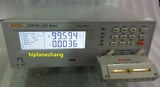 Hi-accuracy 0.1% Bench LCR Meter LCRZDQ θ DEG RAD ESR Test 100KHz USB 2817B