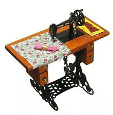 Dolls house Sewing Machine 1:12 scale - UK Business